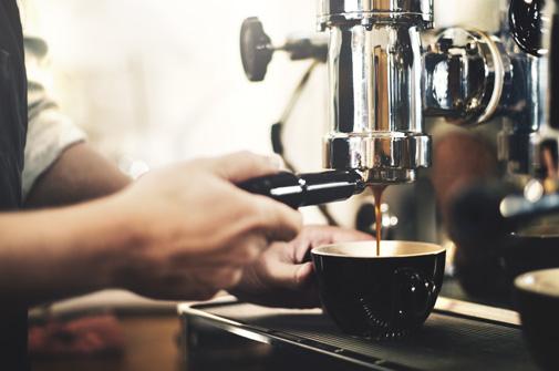 Addetto alla caffetteria