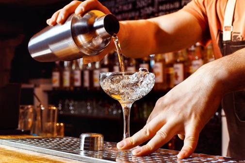 Corso di Barman classico flair